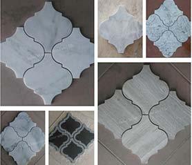 Unique Beauty of Marble Mosaics