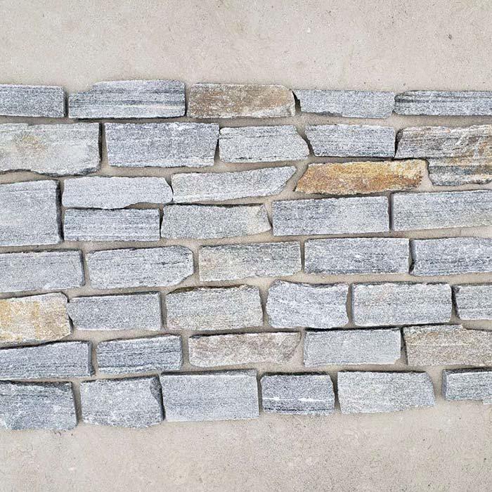 Grey Mist Thin Stone Veneer