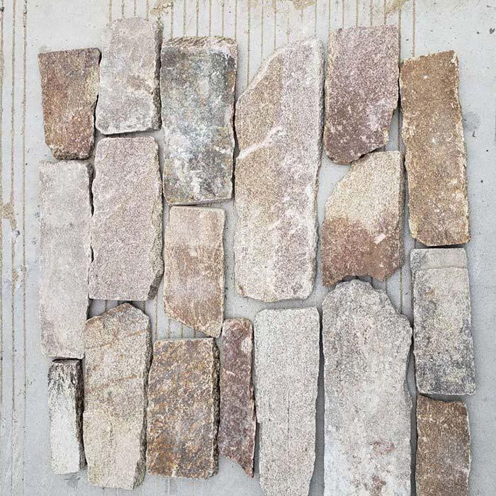 Coffee Rock Thin Stone Veneer