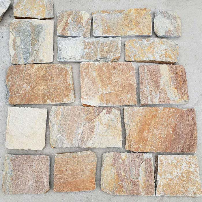 Rosy Clouds Thin Stone Veneer