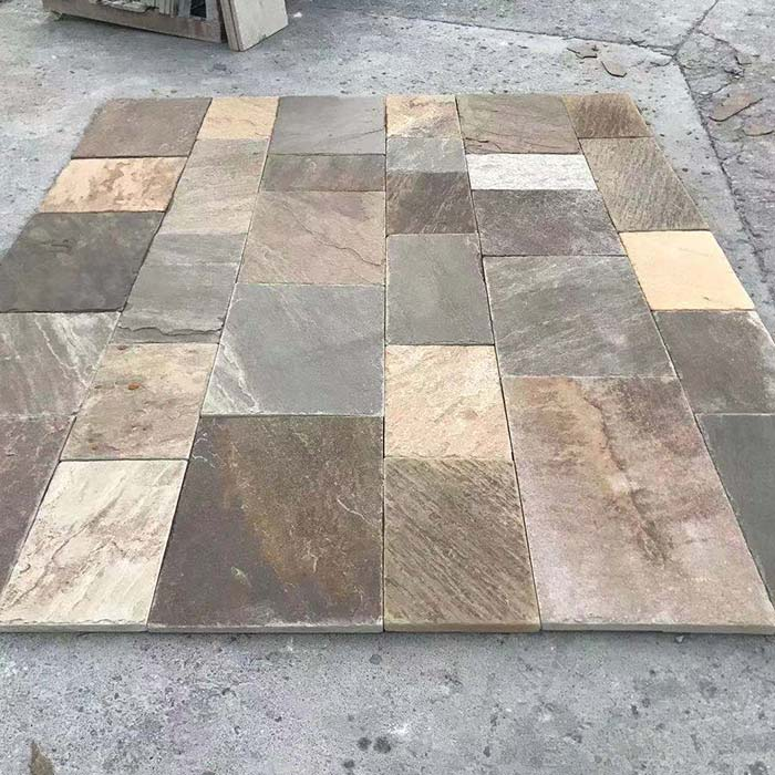 Paving Stone in Tiles