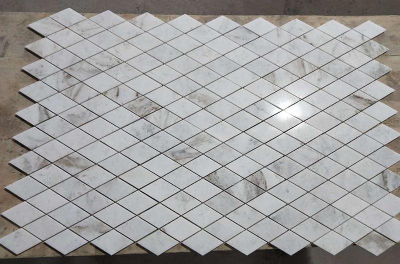 Calacatta Umber Mosaics