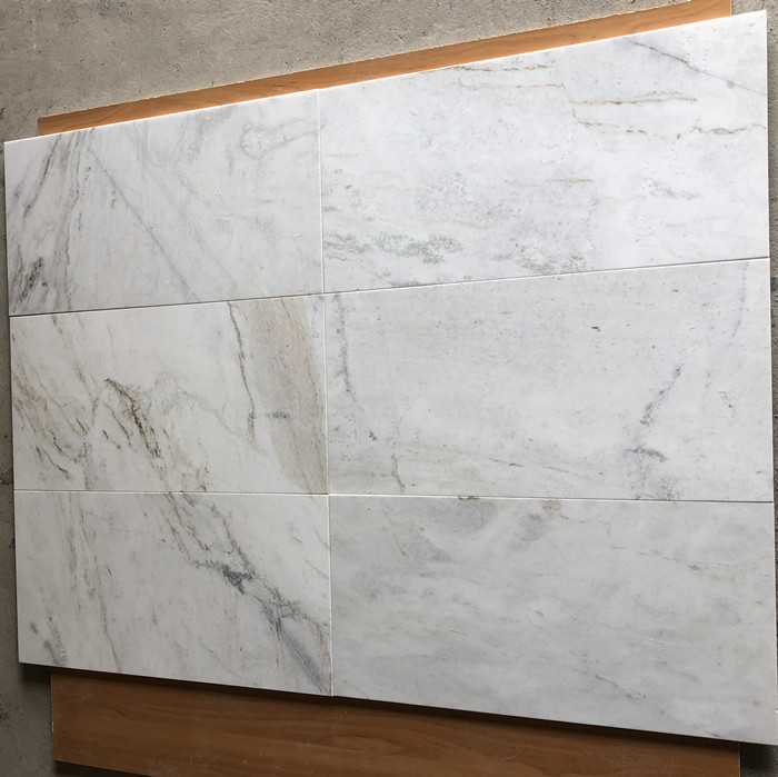 Calacatta Umber Marble Tile