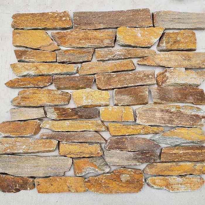 Rosy Rock Thin Stone Veneer